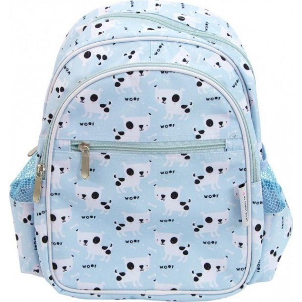 A litle Lovely company Dogs Backpack παιδικό σακίδιο πλάτης