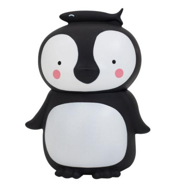 A little lovely company penguin money box κουμπαράς