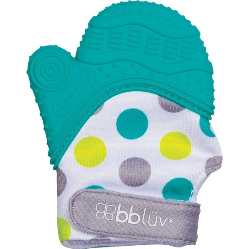 BBLUV Glüv (Aqua) - Παιδικό Γάντι Οδοντοφυϊας