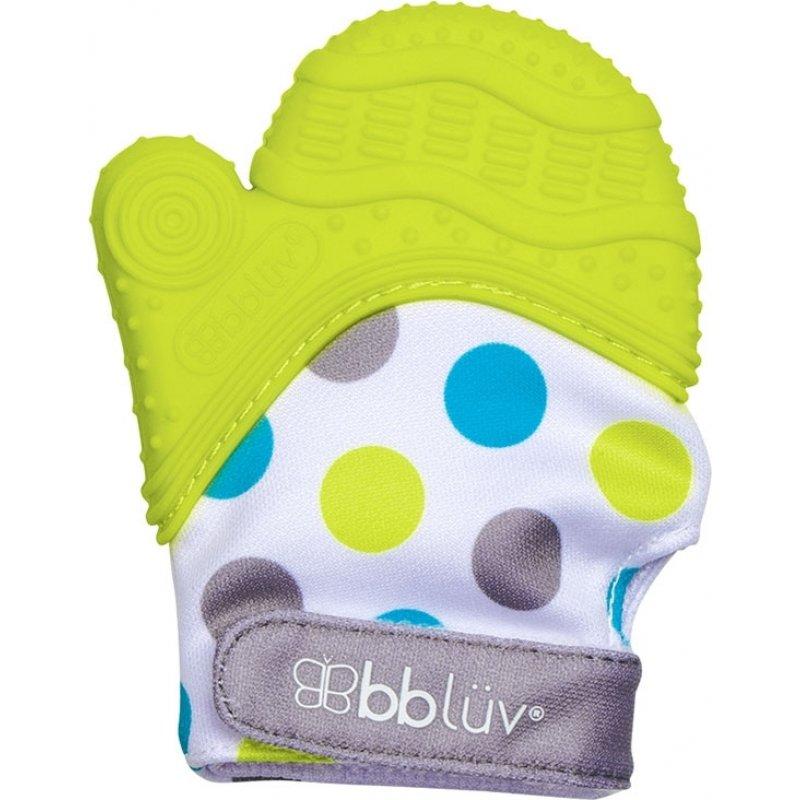 BBLUV Glüv (Lime) - Παιδικό Γάντι Οδοντοφυϊας