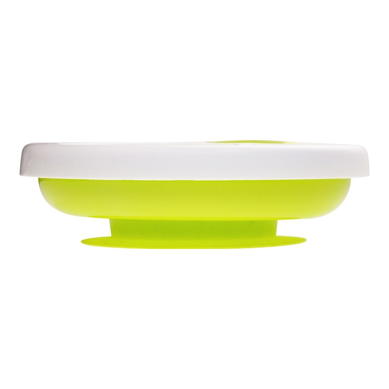 BBLUV Platö (Lime) -  Θερμαινόμενο Πιάτο 3 Θέσεων