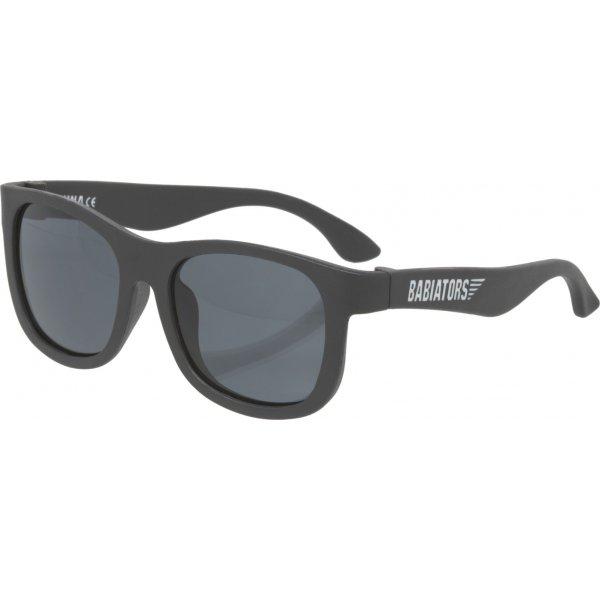 Babiator NAVIGATOR Black Ops Black βρεφικά γυαλιά ηλίου Classic (Ages 3-5)