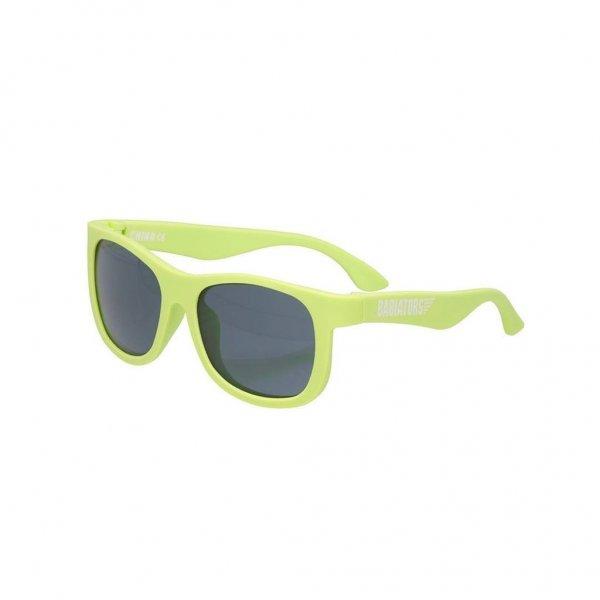 Babiator NAVIGATOR Sublime Lime βρεφικά γυαλιά ηλίου classic (Ages 3-5)