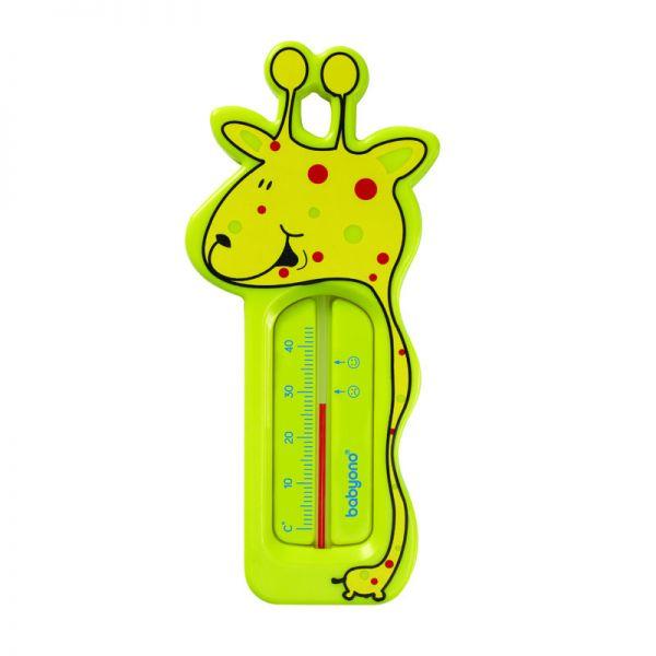Babyono θερμόμετρο μπάνιου καμηλοπάρδαλη