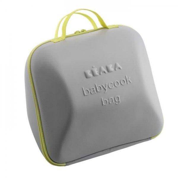 Beaba Τσάντα Μεταφοράς Babycook solo 912470 Grey/Yellow