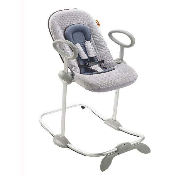 Beaba Relax 912485 up & down grey/blue