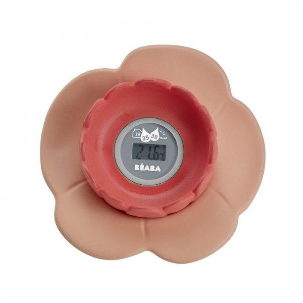 Beaba Θερμόμετρο Μπάνιου 920305 Lotus Nude-Coral