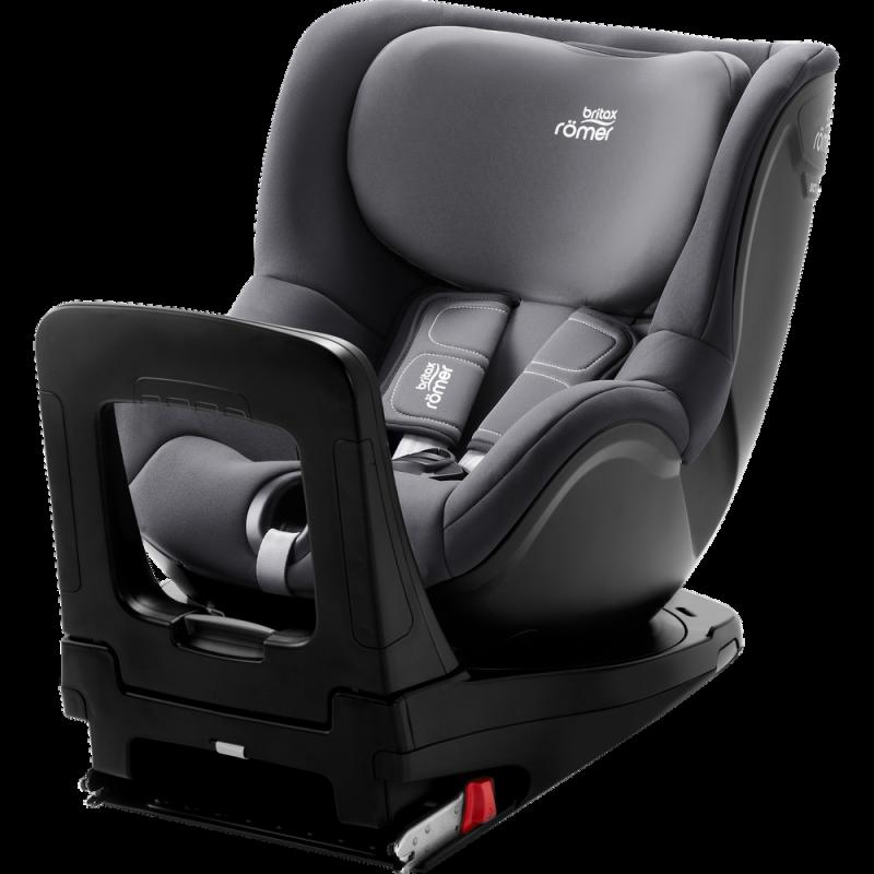 Britax romer Κάθισμα Αυτοκινήτου Dualfix M I-Size Storm Grey