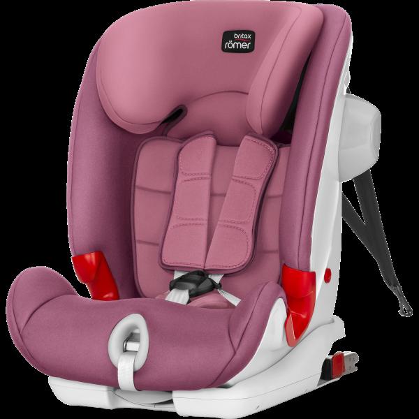 Britax romer Advansafix III Sict παιδικό κάθισμα αυτοκινήτου Wine Rose '18