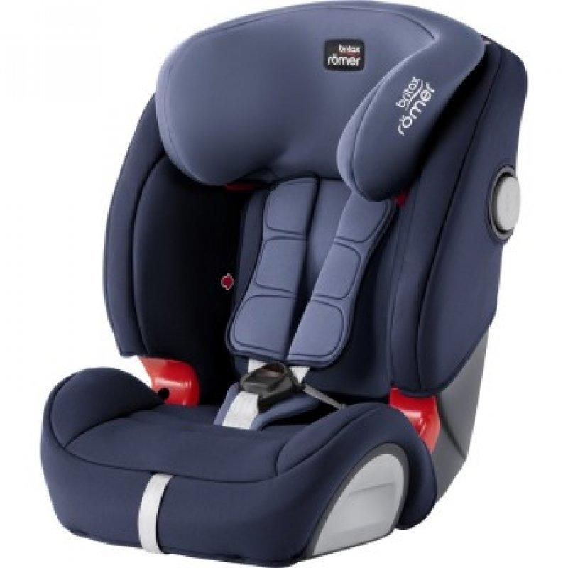 Britax Romer Κάθισμα αυτοκινήτου Evolva 123 SL SICT Moonlight blue 9-36 kg