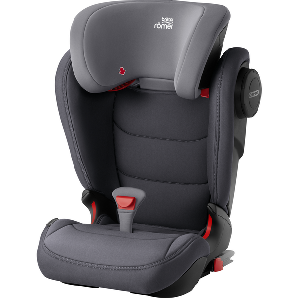 Britax Romer παιδικό κάθισμα αυτοκινήτου Kidfix III M Sttorm Grey