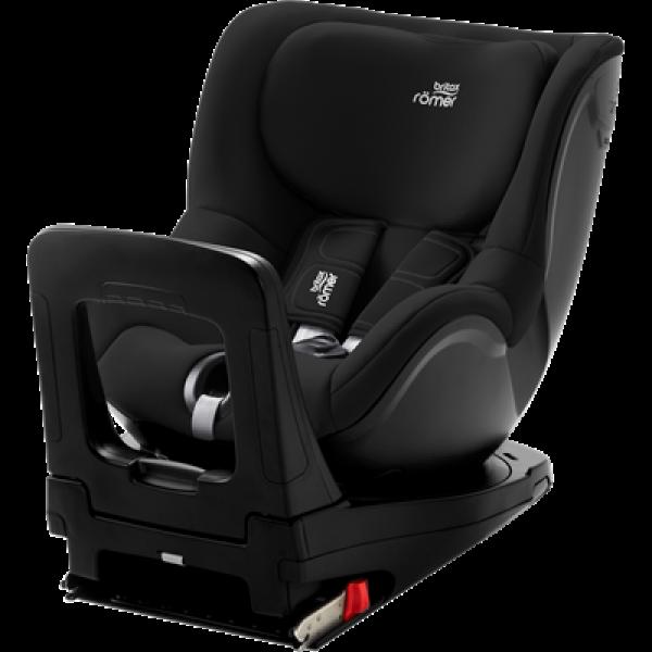 Britax Romer παιδικό κάθισμα αυτοκινήτου dualfix I-size Cosmos black 40 - 105 cm