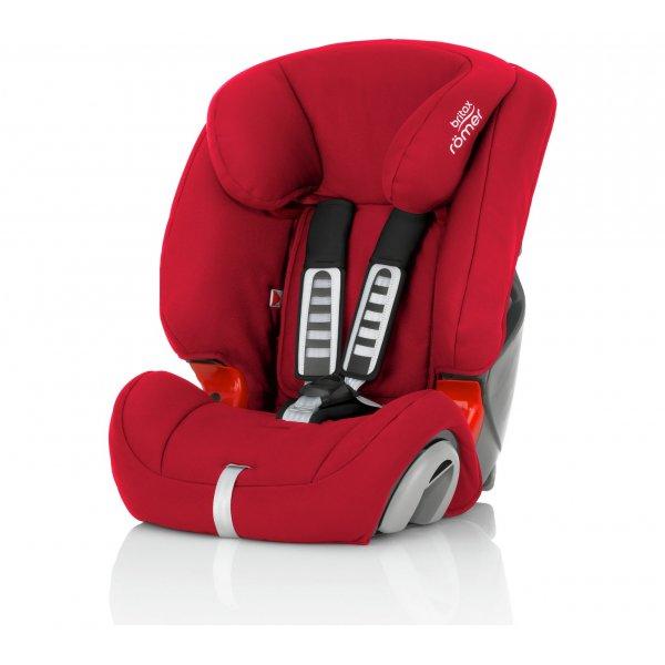 Britax Romer Κάθισμα Αυτοκινήτου Evolva 123 Flame Red 9-36 kg