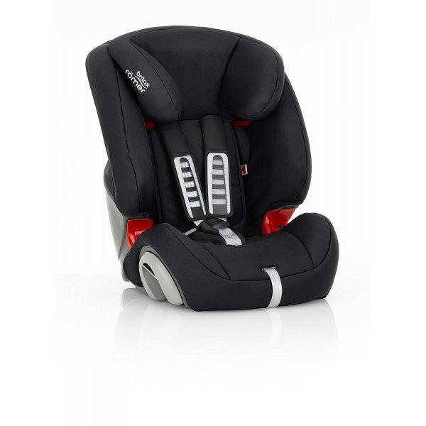 Britax Romer Κάθισμα Αυτοκινήτου Evolva 123 Cosmos Black 9-36kg