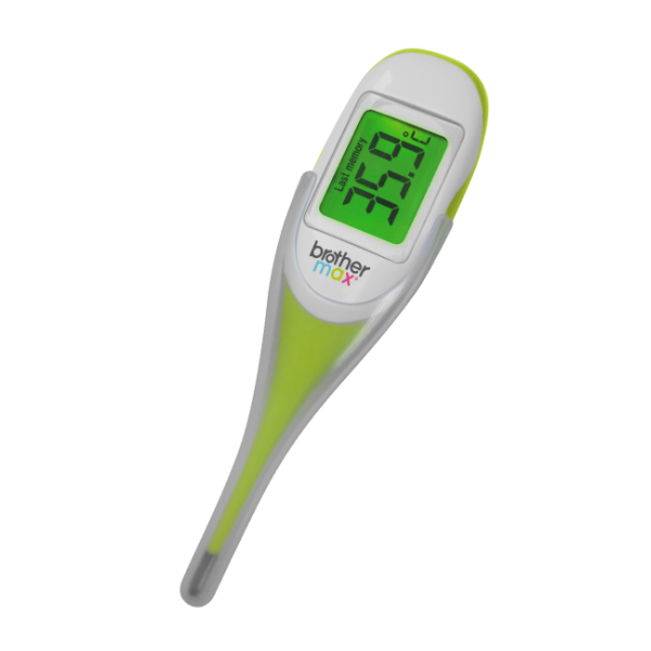 Brother Max Flexi digital Thermometer