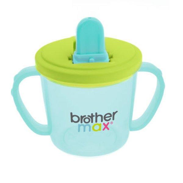Brother Max Flip and Go εκπαιδευτικό ποτηράκι μπλε
