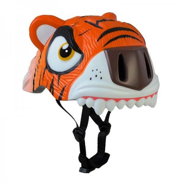 Crazy Safety κράνος orange Tiger