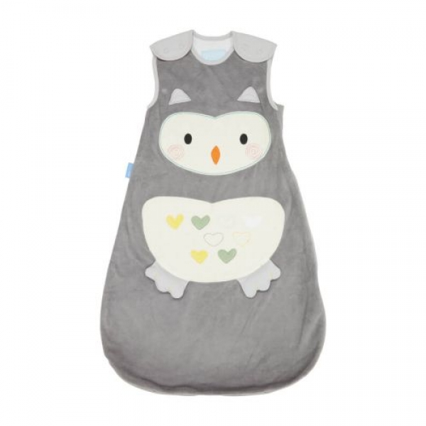 Grobag Ollie the Owl βρεφικός υπνόσακος 2,5 tog 6-18m