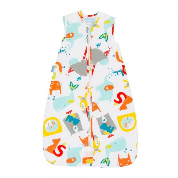 Grobag βρεφικός υπνόσακοςtravel E is for elephant 6-18m 1tog