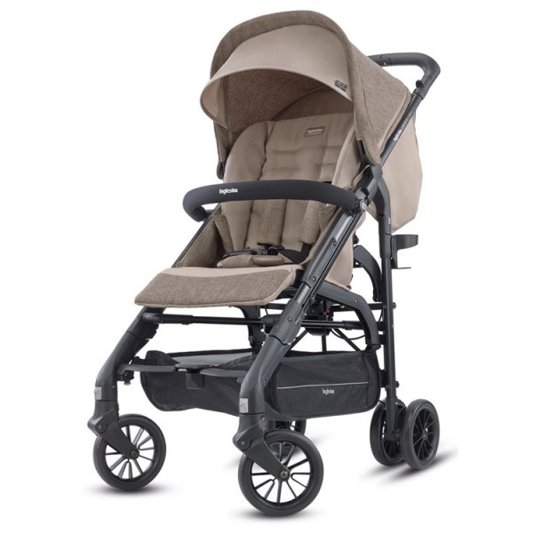 Inglesina Zippy light παιδικό καρότσι safari beige