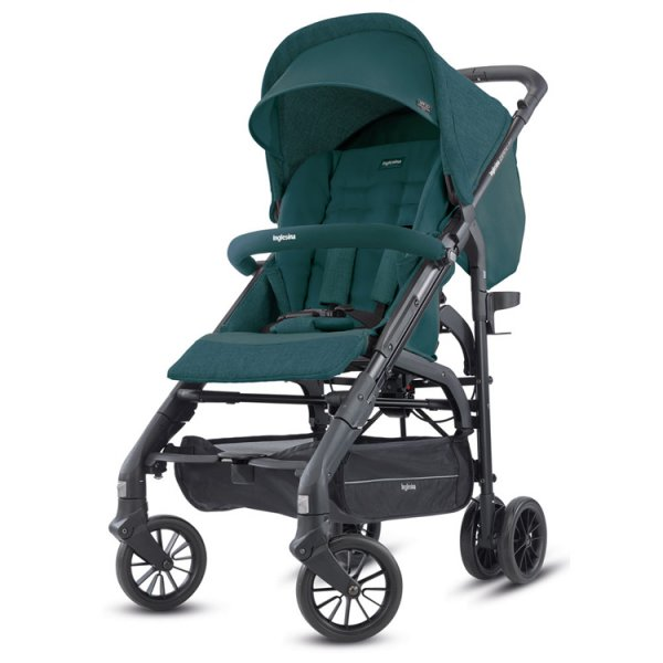 Inglesina Zippy Light παιδικό καρότσι Teal Green