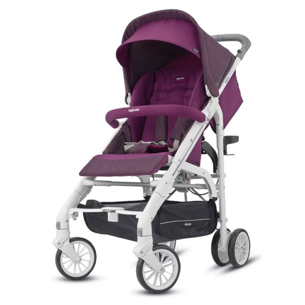 Inglesina Zippy Light παιδικό καρότσι Raspberry purple