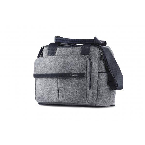Inglesina τσάντα dual bag Niagara blue melange
