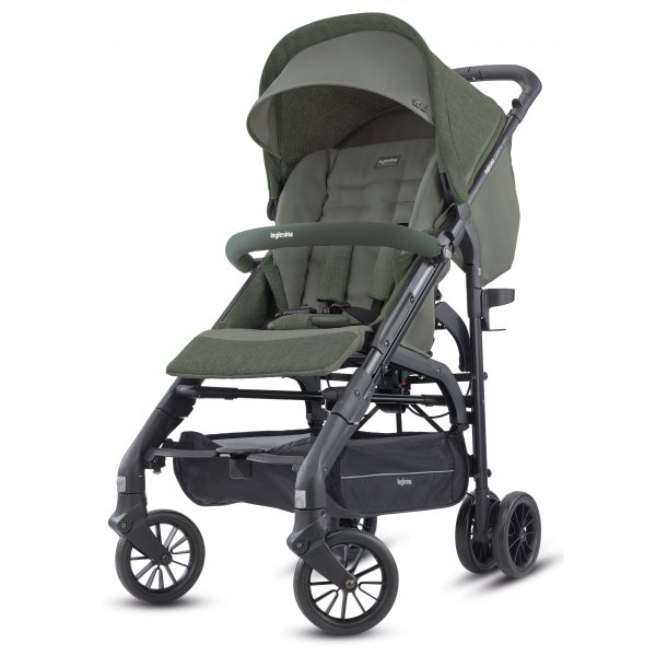 Inglesina Zippy Light παιδικό καρότσι  camp green