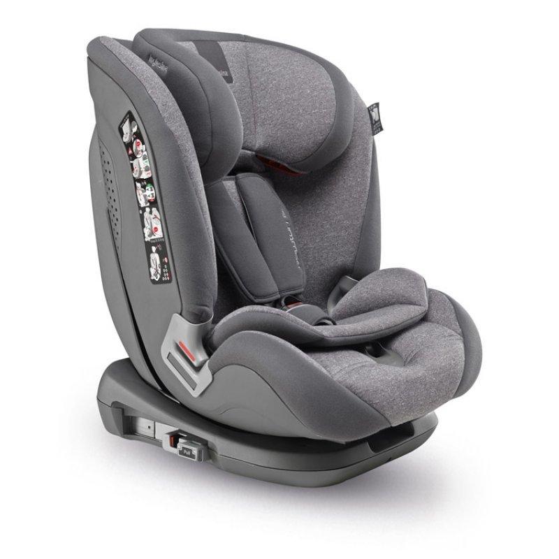 45443fba389 -10% outofstock Inglesina παιδικό κάθισμα αυτοκινήτου Newton I-fix Group 1/2 /3 grey
