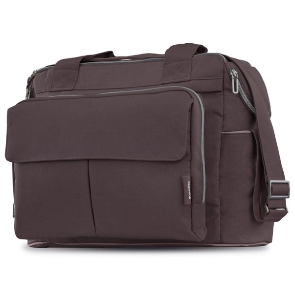 Inglesina τσάντα dual bag Marron Glace