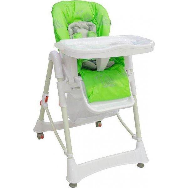 JustBaby Καρέκλα Φαγητού Gusto 2 Green