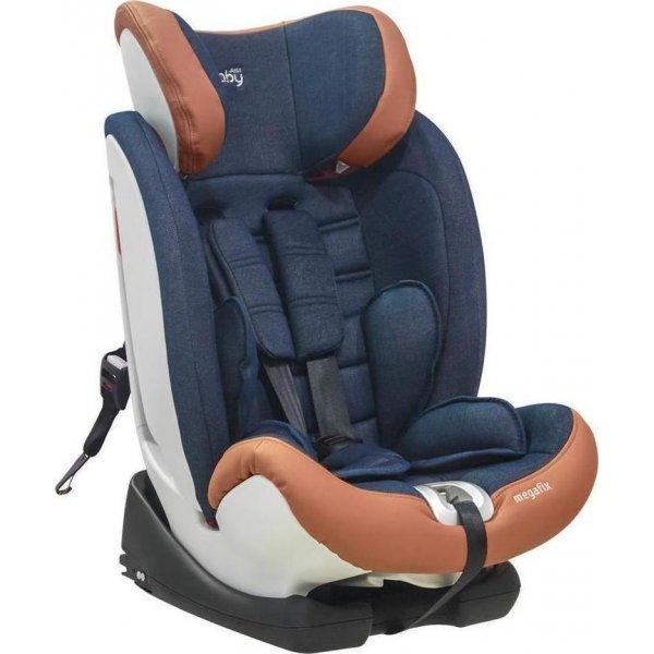 Just baby Megafix παιδικό κάθισμα αυτοκινήτου 9-36 κιλά jean