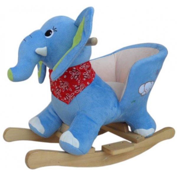 Just baby Rocker Ξύλινο κουνιστό ζωάκι elephant