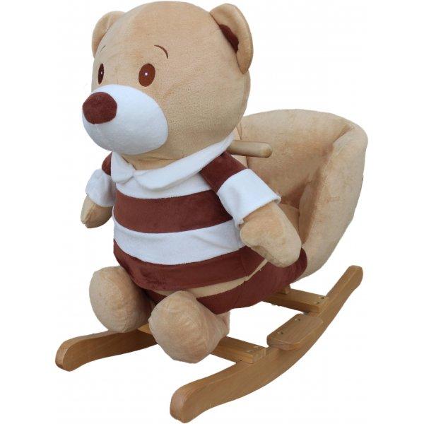 Just baby Rocker Ξύλινο κουνιστό ζωάκι bear