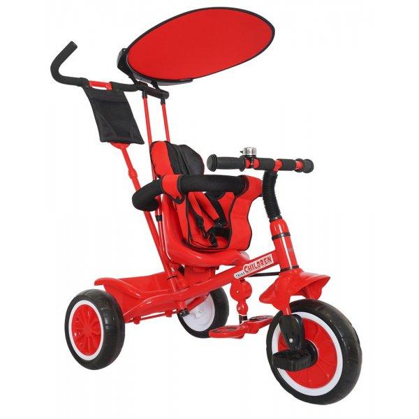 Just Baby Leader τρίκυκλο ποδηλατάκι κόκκινο