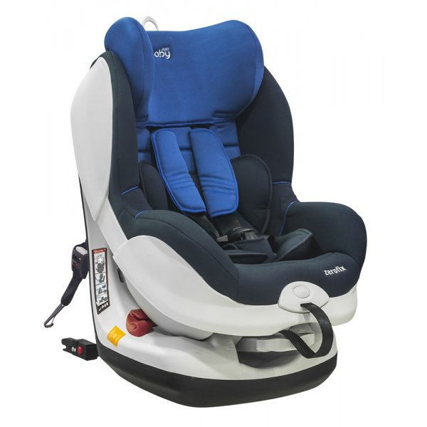 Just baby Zerofix παιδικό κάθισμα αυτοκινήτου 0-18 κιλά blue