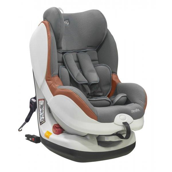Just baby Zerofix παιδικό κάθισμα αυτοκινήτου 0-18 κιλά grey