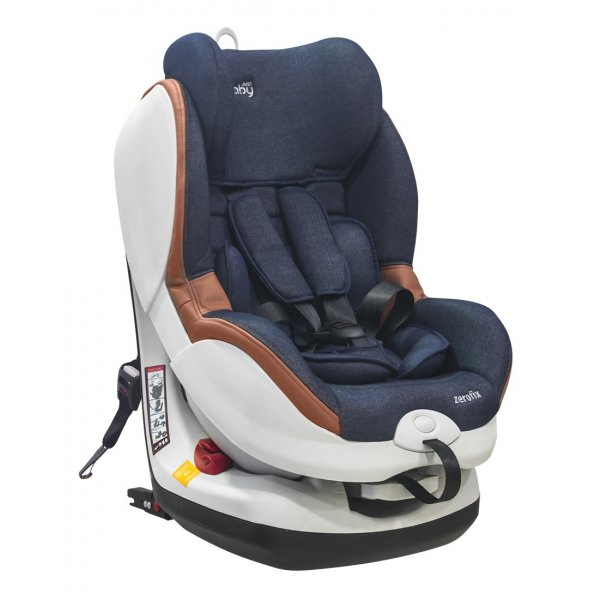 Just baby Zerofix παιδικό κάθισμα αυτοκινήτου 0-18 κιλά Jean