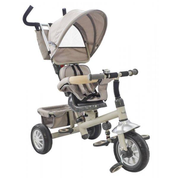 Just Baby Spin ποδηλατάκι με περιστρεφόμενο κάθισμα Beige
