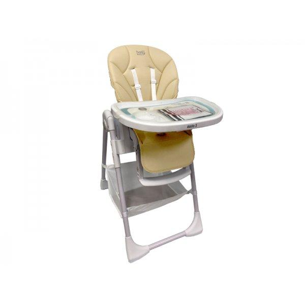 JustBaby Gusto 3 Καρέκλα Φαγητού Beige