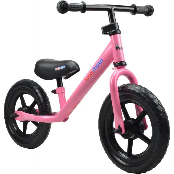 Kiddimoto ποδήλατο ισορροπίας Supper junior pink.