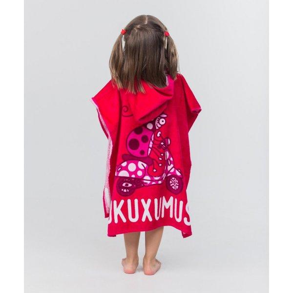 Kukuxumusu πόντσο Marymoto 100% Βαμβάκι 60x120