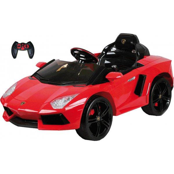 MG Ηλεκτροκίνητο Αυτοκίνητο Lamborghini με R/C 12V red