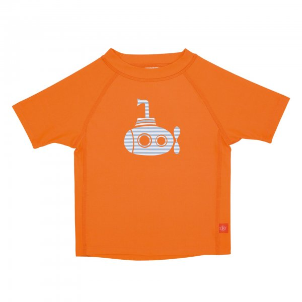 Lassig αντιηλιακό κοντομάνικο μπλουζάκι θαλάσσης submarine
