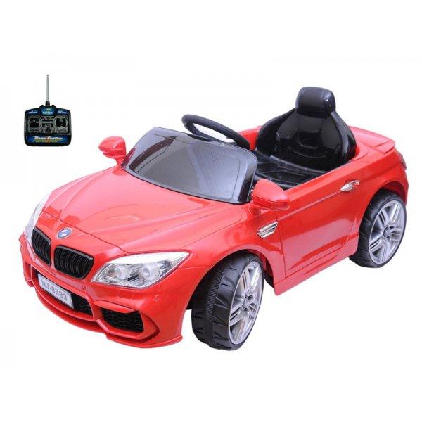MG Toys ηλεκτροκίνητο αυτοκινητάκι  BMW style 12V Red
