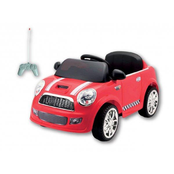 Mg Toys Ηλεκτροκίνητο αυτοκίνητο Mini 6v Red