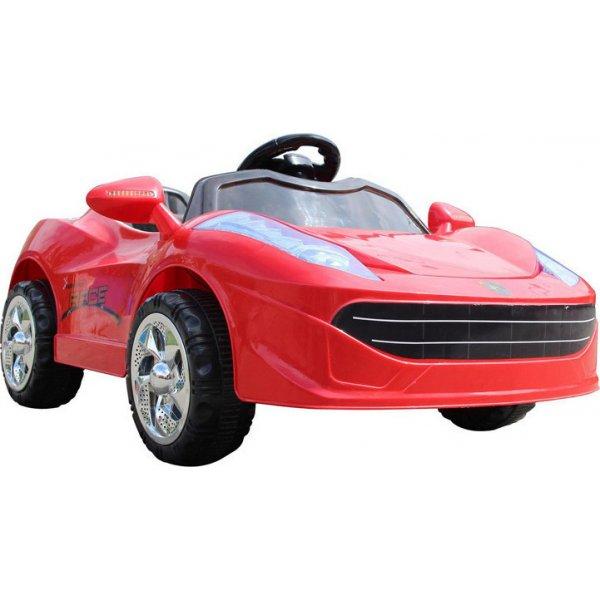 M.G. Παιδικό Ηλεκτροκίνητο Αυτοκίνητο Τύπου Ferrari 6V τηλεκατευθυνόμενο red