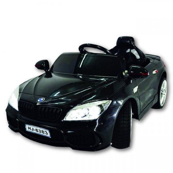 Mg Toys Ηλεκτροκίνητο αυτοκίνητο BMW style 2x6v black