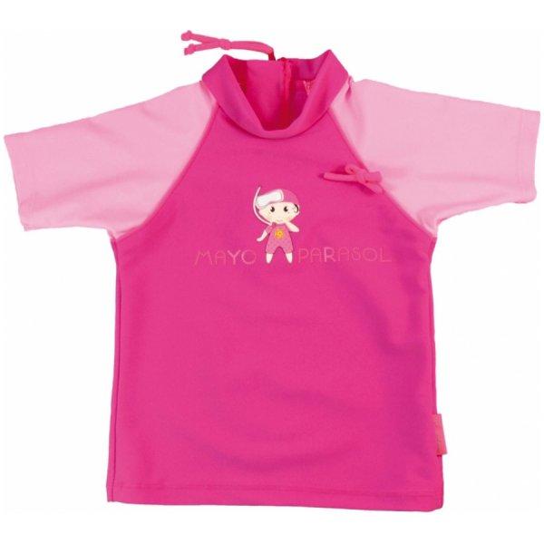 Mayoparasol t-shirt short sleeves αντηλιακό μπλουζάκι θαλάσσης Rosie Sun Girl