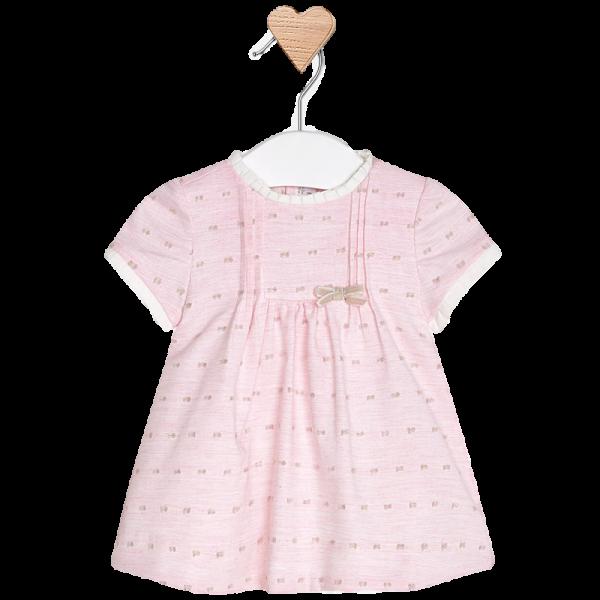 Mayoral Φόρεμα πλουμιστό χαλαζίας 666cf591e80